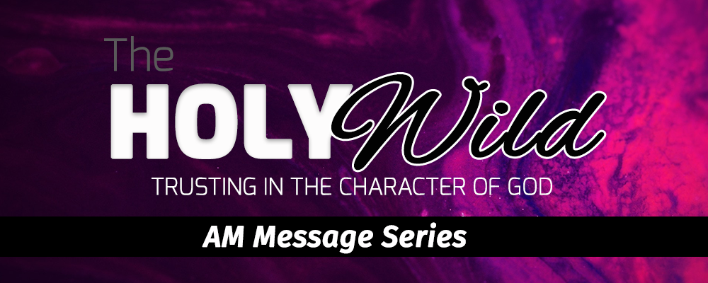 The Holy Wild: The Love of God